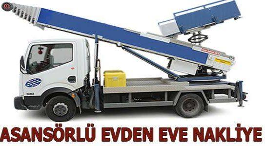 Kayseri Asansörlü Nakliyat/05534542999